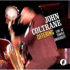 CD de musique digipack pour Jazz John Coltrane