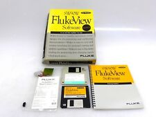 Fluke Sw90w Flukeview Software For Use With Scopemeter