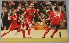 Raul Meireles signed Liverpool 12x8