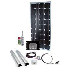 Camper & Caravan Solar Kit 100W/12V mono, Dual Battery Steca Controller 20A/12V