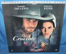 The Crucible Double Laserdisc 1997 20th Century Fox Home Video Laser Disc Sealed