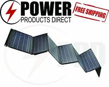 Projecta SPM180K 12V 180W Solar Kit Lightweight Foldable Design W/ 50A Andersons