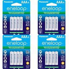 Panasonic Eneloop AAA 16 Pack New 2100X Cycle 800 mAH AAA Pre-Charged Batteries