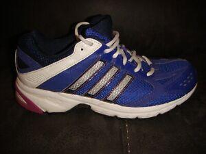 ADIDAS RESPONSE BOOST RUNNING TRAINERS - BLUE - 2012 - SIZE 6 UK / 39 EU - L90