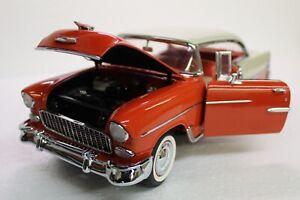 Danbury Mint Diecast - 1955 Chevrolet Bel Air - 1/16 Scale - Rare