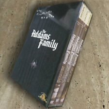 THE ADDAMS FAMILY The Complete Series 9-Disc DVD BOX SET US Seller Fast shipping
