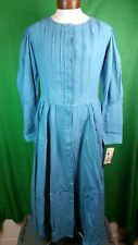 Inter-American Trading Turquoise Romantic Pioneer Dress Size XL