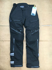 "SPADA Mens Textile Motorcycle Touring Trousers UK 32"" Waist (RRP £174.99) LBN"