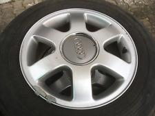 4x Sommerreifen 195 65 15 91H Michelin - original Alufelgen Audi A3 - 8L0601025F