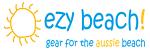 EzyBeach Gear for the Aussie Beach
