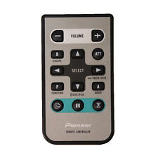 New Remote Control CXB8743 for Pioneer Car Audio Stereo DEHP7400MP DEHP740MP