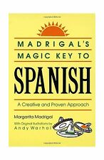 Madrigal's Magic Key to Spanish: A Creative and Proven Approach Free Shipping