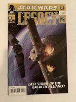Dark Horse - Star Wars Legacy # 20 - 9.6 NM+