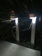 8 X Solar LED Garden Lawn Path Yard Waterproof Outdoor Light