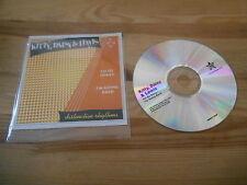 CD Indie Kitty, Daisy & Lewis - Distinctive Rhythms (2 Song) Promo SUNDAY BEST