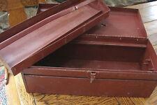 Vintage TOOL BOX / TRAY