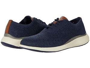 Man's Oxfords Cole Haan Grand Troy Knit Oxford