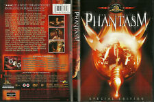 Out of Print - Like NEW DVD - PHANTASM - 8 page booklet - Don Coscarelli