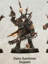 Warhammer QUEST Blackstone Fortress - Chaos Traitor Guard/Guardsman/ Guardsmen 6