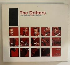 The Drifters -The Definitive Soul Collection CD 2006 2 Discs Rhino R2 77662 VG