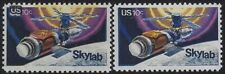 "1529 - Black Litho. Color Shift Error / EFO Space ""Skylab"" Mint NH"