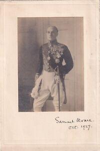 Samuel Hoare – British Politics – Authentic Signature