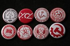 Communist Party Usa Cpusa Ycl Young League Lot Pin Badge Button America Labor 1""