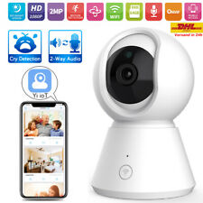 Babyphone WIFI IP Kamera 1080P Überwachungskamera Webcam Wlan Camera Nachtsicht