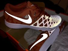 NIKE TRAIN SPEED 4 AMP AIR MAX TEXAS LONGHORNS UT RETRO HORNS SIZE 14 KD DURANT