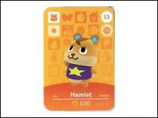 N. 13 (Amleto) di 72 amiibo NFC Mini Card/ANIMAL Crossing New Horizons