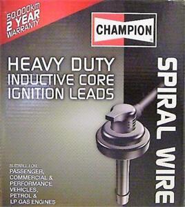 Champion CH4485S Ignition 5 Lead Set FITS Hyundai S Coupe 1.5L - 1992 - 95