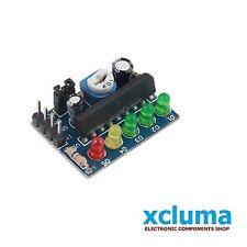 XCLUMA KA2284 POWER LEVEL BATTERY INDICATOR PRO AUDIO LEVEL MODULE BE0191