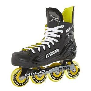 Bauer RS Senior  Inline Hockey Skates Inhaler Roller Hockey