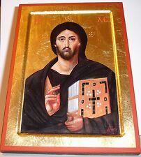 Ikone Jesus Christus von Sinai icon Christ icone икона icono  Ikona Pantokrator