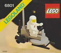 LEGO Space Moon Buggy (6801) (Vintage)
