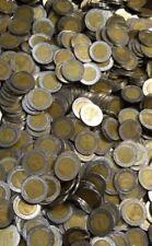 MEXICO lot H BIMETALLIC 1 $1 PESO unsearched world un snake 100 coins