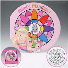 De coloriage Mandala style princesse Livre