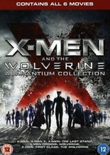 XMen And The Wolverine Adamantium Collection [DVD] [2000]