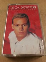 Jason Donovan : Ten Good Reasons : Vintage Tape Cassette Album from 1989