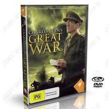 Charles Bean's Great War : SBS Documentary : New DVD (VERY RARE)