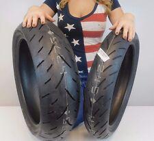 New 120/70ZR17 180/55ZR17 Sportmax GPR-300 Dunlop Tires Kit 120/70-17 180/55-17