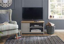 Lancaster Grey Living Room Furniture Range Small TV Cabinet