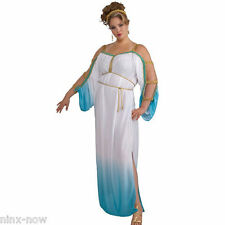 Grecian Goddess Greek Roman Women Costume Plus