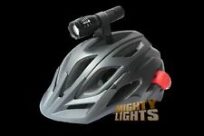 Cree XML-T6 MTB lights helmet mount torch light head lamp + 18650 charging kit