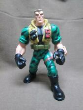 """Vintage Hasbro 1998 Small Soldiers CHIP HAZARD 7"""" Action Figure Dreamworks"""