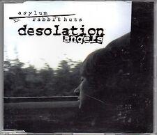 DESOLATION ANGELS -Asylum/Rabbit Huts- 4 track CD Single