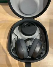 NuraPhone Wireless Anc Bluetooth Headphones, - Nib with case and accessories