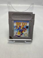 Vintage Wave Race (Nintendo Game Boy Color, 1992) Game Only Free P&p Fun Game