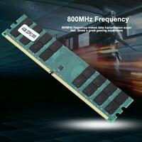 4GB DDR2 PC2-6400U 800MHz 240PIN Desktop memory AMD CPU RAM 1.8V for PC Desktop