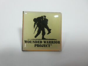 new Wounded Warrior Project lapel pin